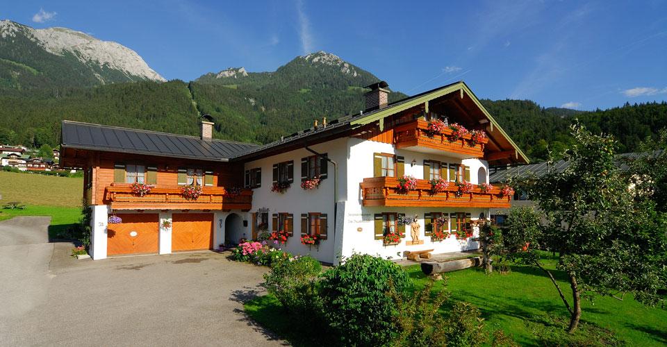Haus Brandnerfeld am Königssee